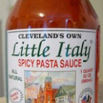 Little Italy Spicy Pasta Sauce